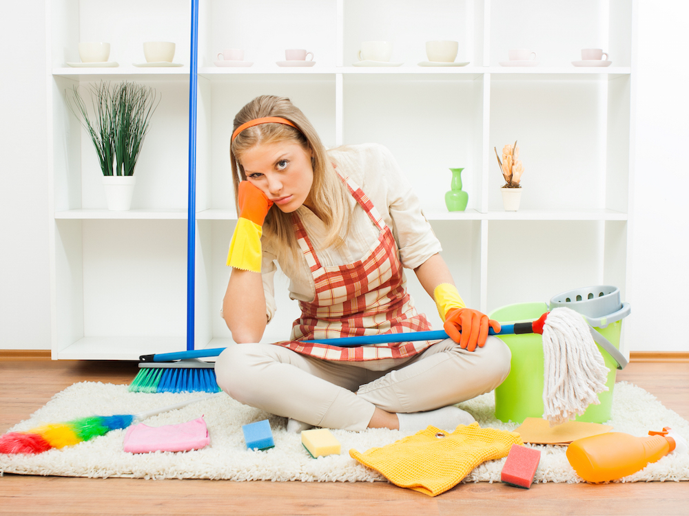 Spring cleaning house cleaning tips