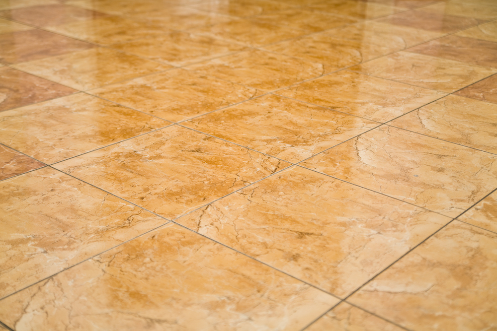 Home Cleaning Tile Floors