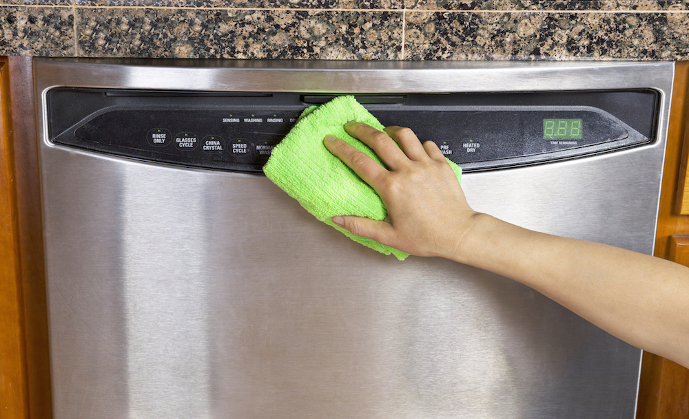 Cleaning Stainless Steel
