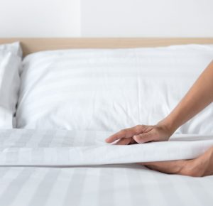 Bed Hygiene - Making a clean bed