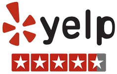 Yelp icon colored